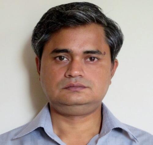 Author - Sacchidananda  Mukherjee