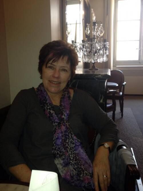 Author - Sharon  Hayes