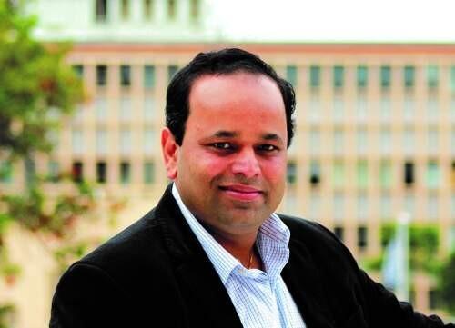Ashish  Malik Author of Evaluating Organization Development