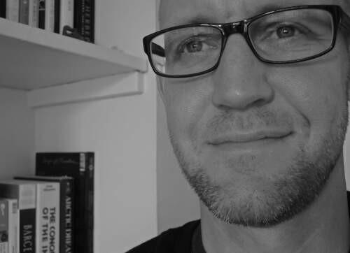 Author - Chris  Featherman