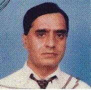 Qurban  Memon Author of Evaluating Organization Development