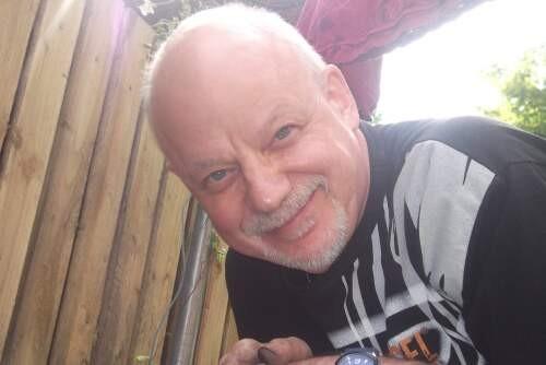Author - Nick  Toczek