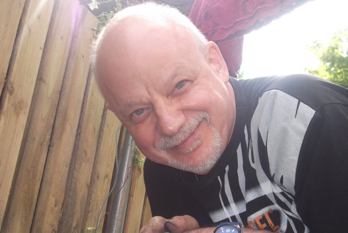 Nick  Toczek Author of Evaluating Organization Development