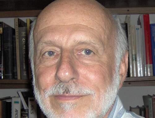 Author - John Roland  Schultz