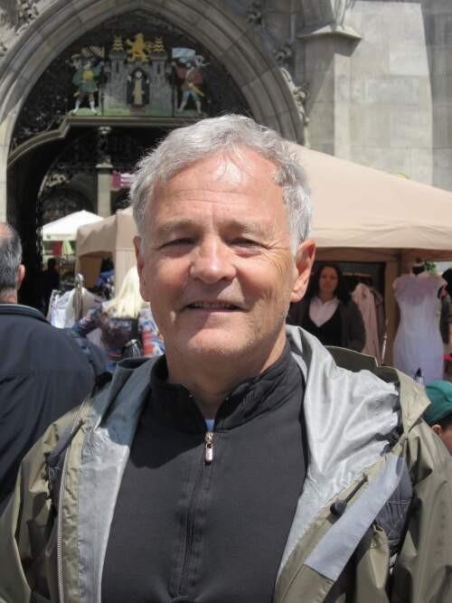 Author - Robert Karlton Conyne