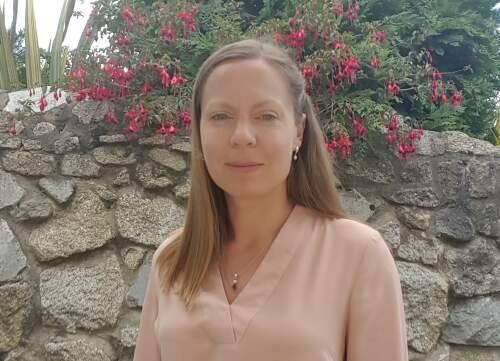 Author - Jennifer  Symonds