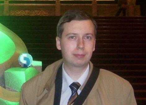 Author - Karol  Zakowski