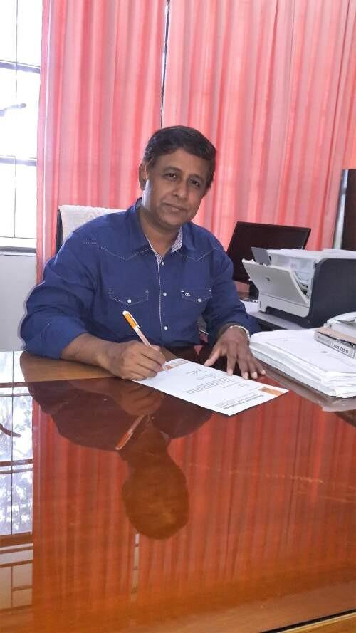 Mohammad Jasim  Uddin Author of Evaluating Organization Development