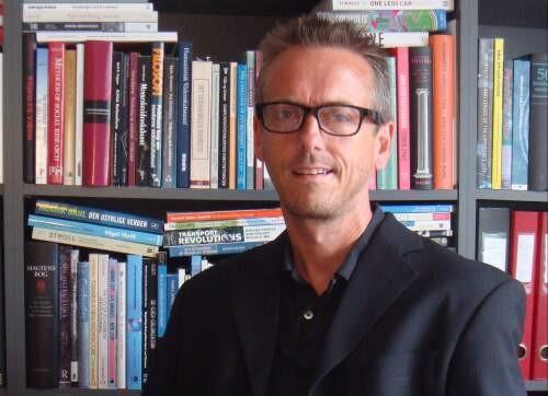 Author - Ole B.  Jensen