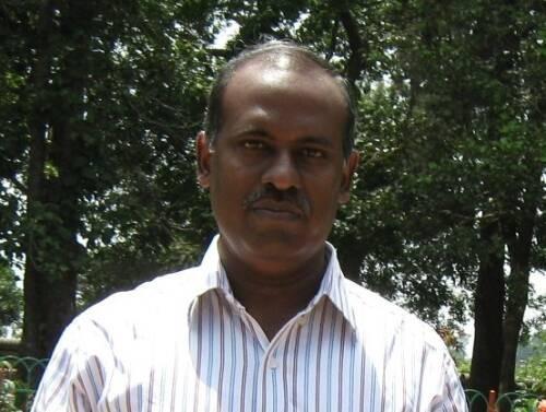 Author - M.  Balasubramanian