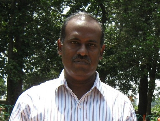 Author - M.  Balasubramanian