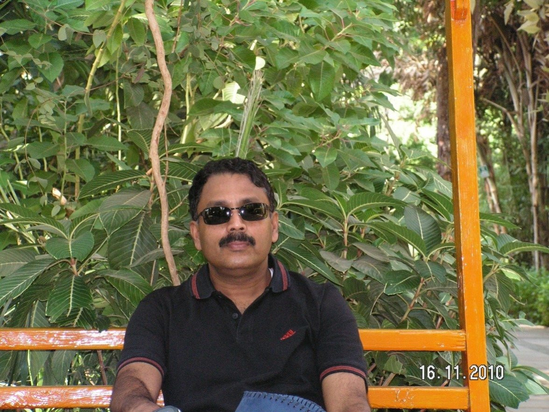 SUNIL KUMAR NARENDRAN PULLARCOT Author of Evaluating Organization Development