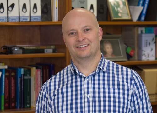 Author - Paul J. Hazell