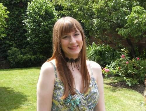 Author - Sharon Ann  Holgate