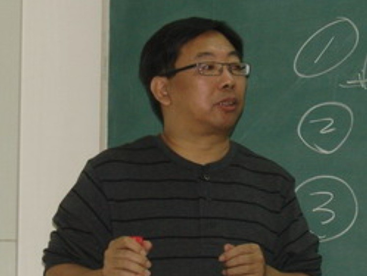 Author - Edwin  Wang