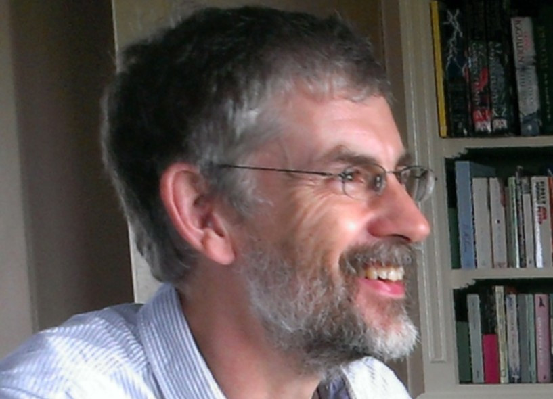 Author - Paul  McCombie