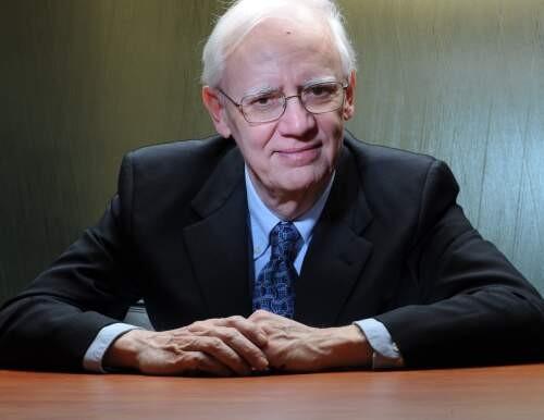 Author - John F. McDonald