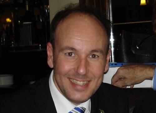 Author - Simon Peter Brownhill