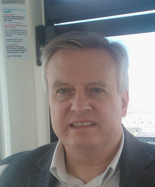 Author - John Christopher Sutton