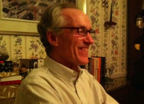 Author - Roger  Clark