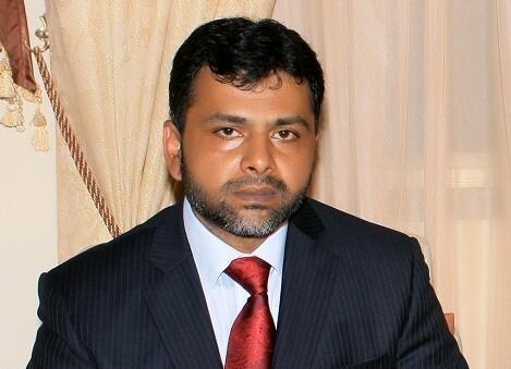 Abdul  Khalique Author of Evaluating Organization Development