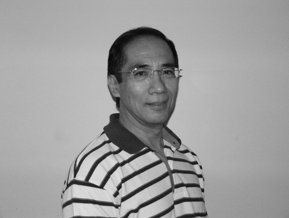 Author - Robert  Ho