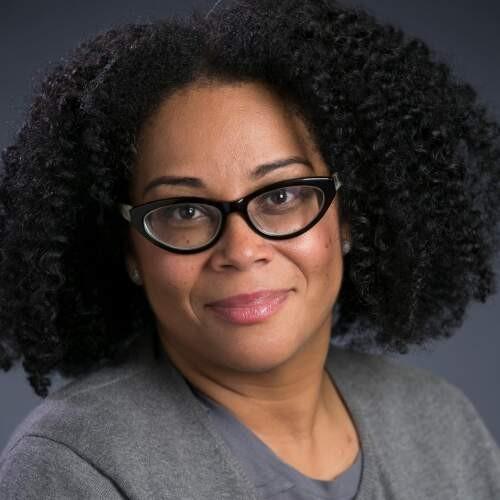 Author - Keffrelyn D. Brown
