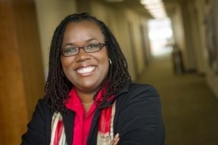 Author - Dr. Angela K Lewis