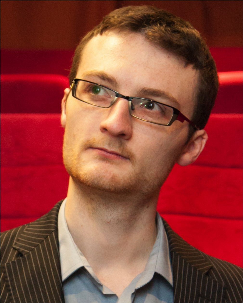 Author - Nick  Jones