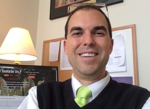 Author - Rick  Jetter, Ph.D.