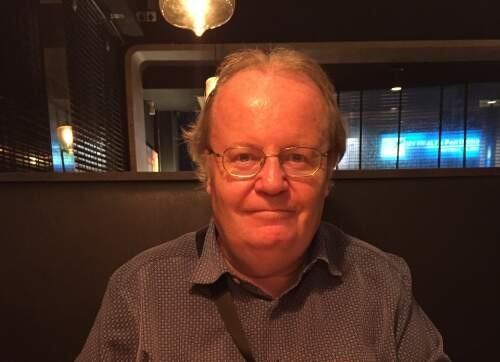 Author - Mick  Power