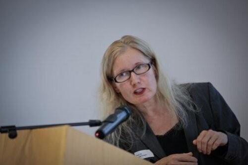 Susan  Hogan Author of Evaluating Organization Development