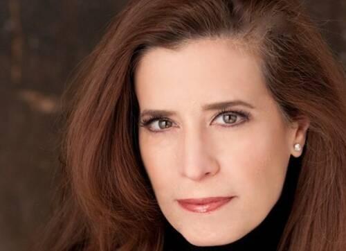 Author - Rebecca Mendoza Saltiel Busch