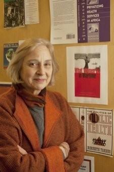 Meredeth  Turshen Author of Evaluating Organization Development