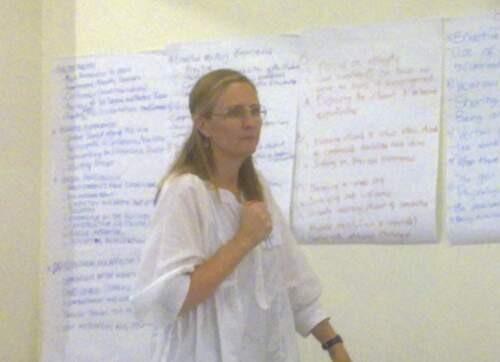 Lene Møller  Madsen Author of Evaluating Organization Development