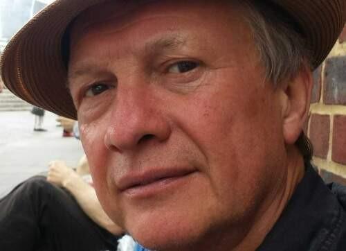 Author - Dick  McCaw
