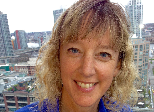 Author - Tracey  Friesen