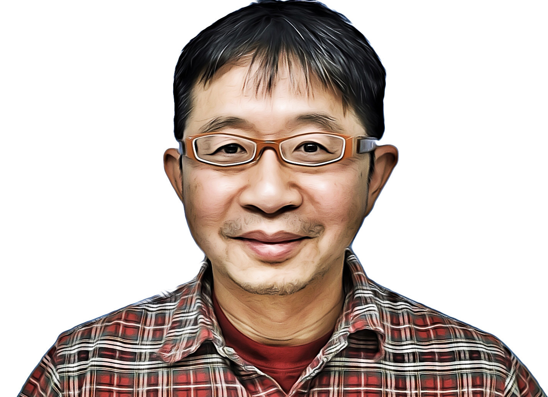 Author - Chris Wen-chao  Li