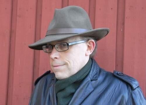 Author - Michael  Fredholm