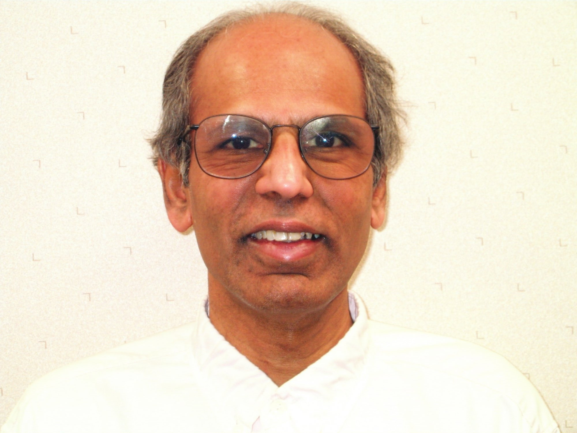 Author - Dr Aroon  Shenoy