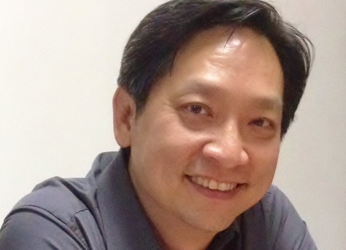Author - Meng Chow  Kang