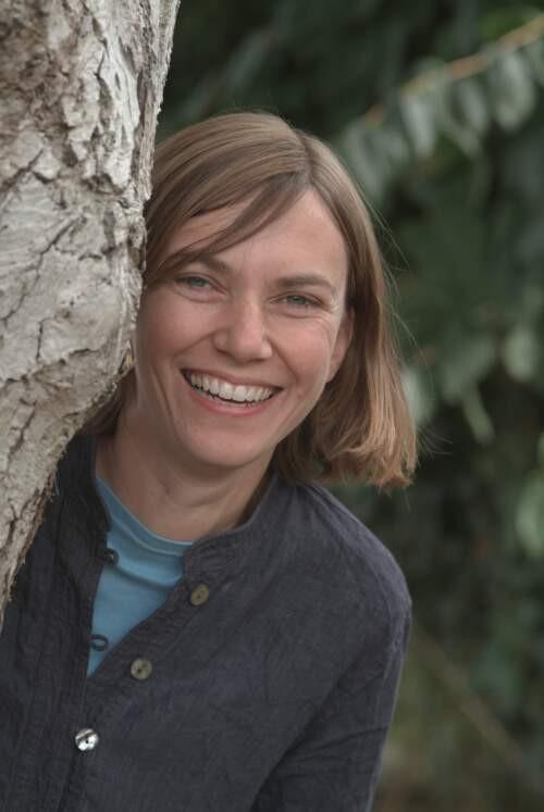 Author - Louise Elizabeth Fryer
