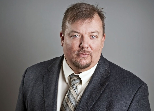 Author - Brad  Johnson