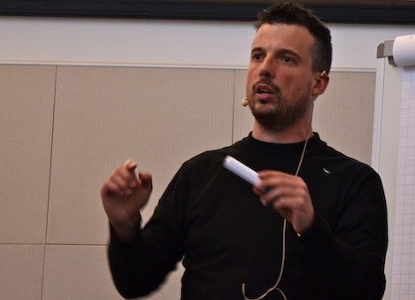 Javier H4 Villalba Diez (PhD) Author of Evaluating Organization Development