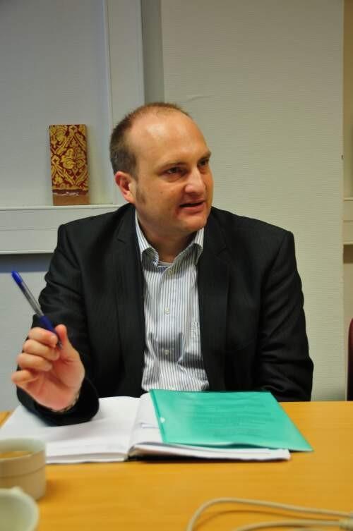 Author - Peter M Boenisch