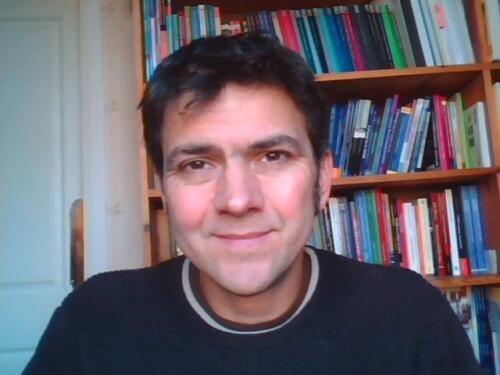 Author - Graham  Hall