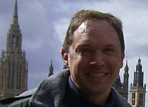 Author - Scott  Patterson