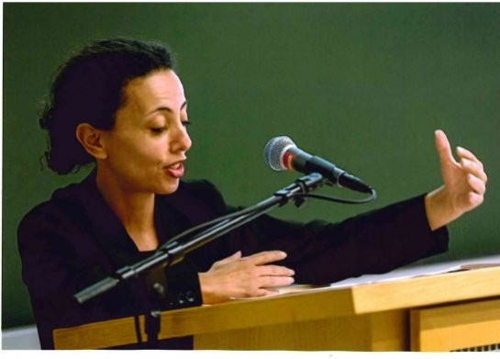 Author - Sophia  Labadi