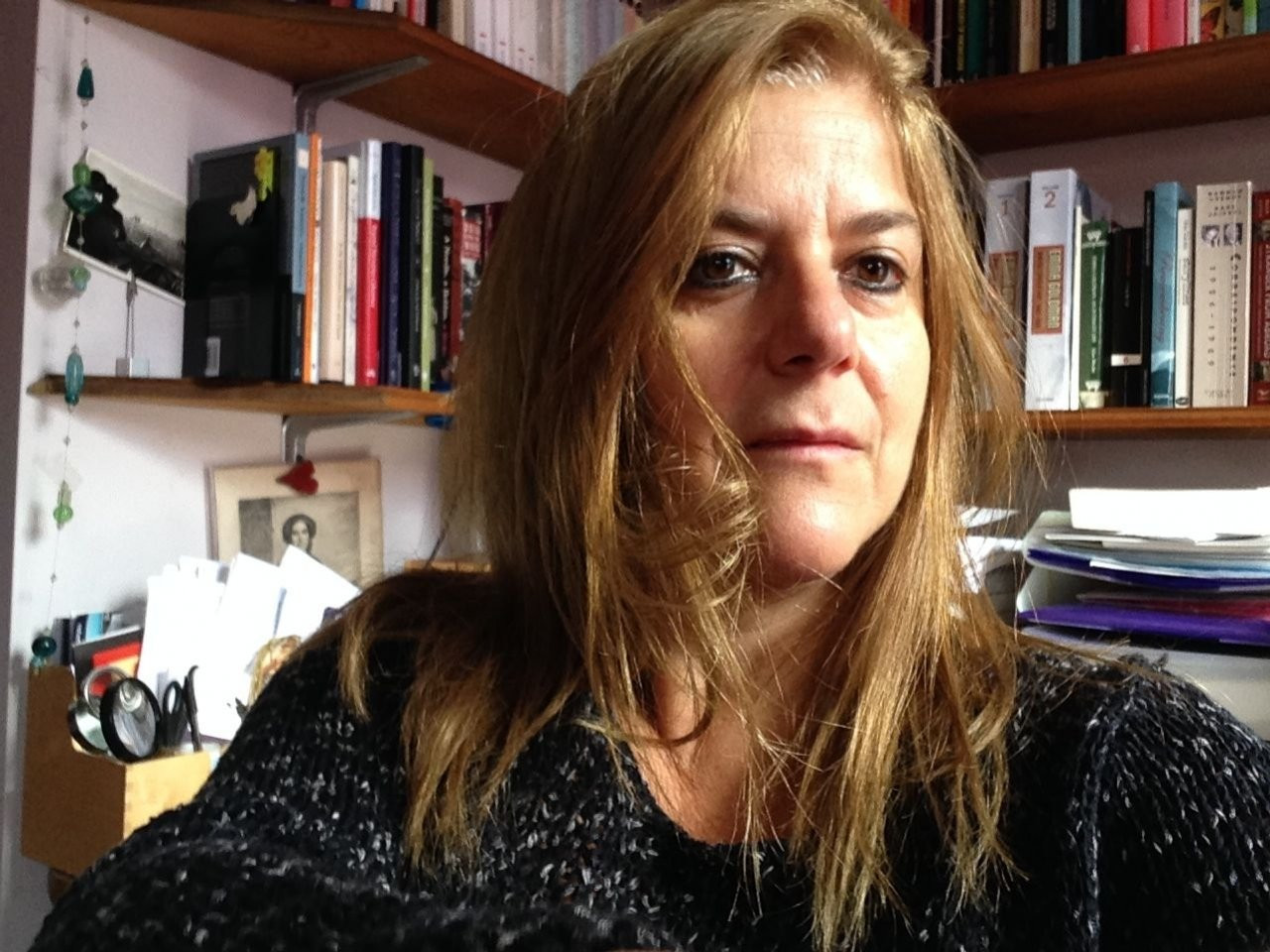 Author - Maria  Tamboukou