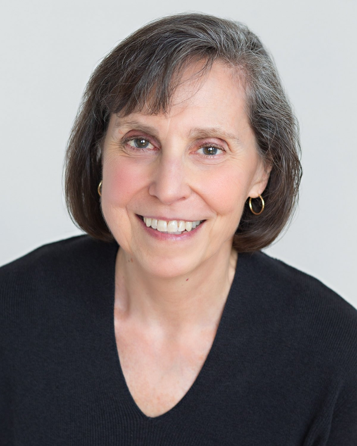 Author - Dinah  Volk